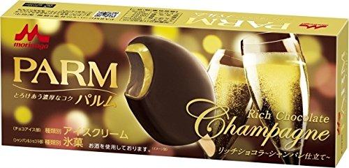 森永乳業 PARM リッチショコラ シャンパン仕立て90ml×24個