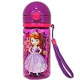 【ディズニー】 Disney 小さなプリンセス ソフィア ウォーターボトル 水筒 パープル 香港 HKDL 海外ディズニー限定
