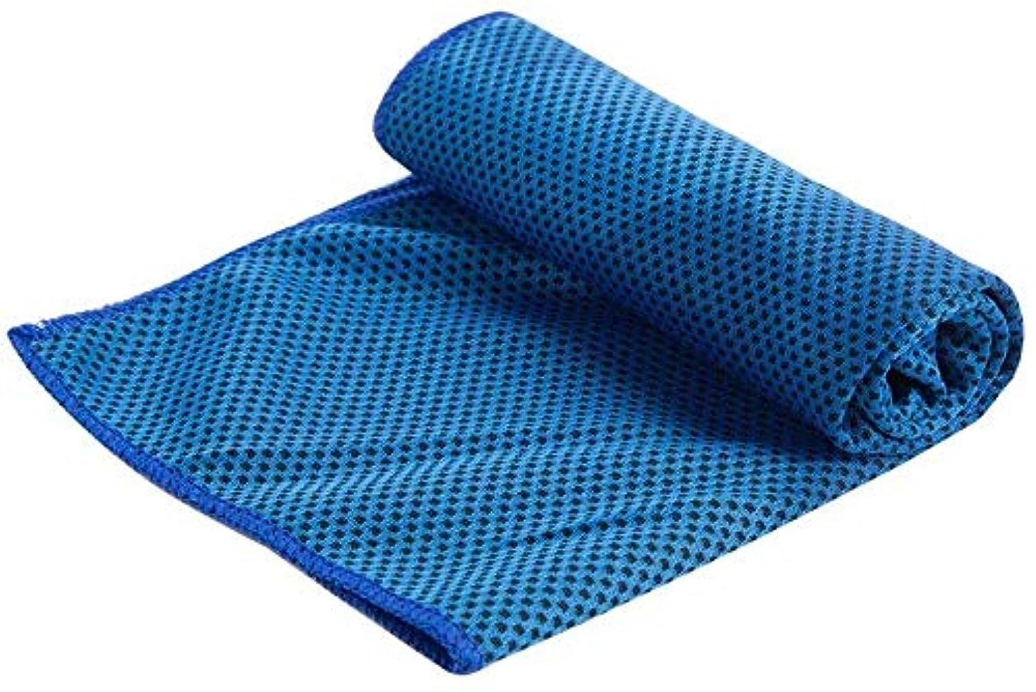 うなり声グラム昇進冷却タオル 熱中症対策 冷感タオル スポーツタオル 冷却タオル 熱中症対策 ゴルフ 野球適 アウトドア スポーツ