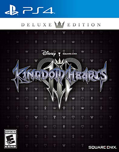 Kingdom Hearts III: Deluxe Edi...