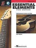 Essential Elements for Guitar: Comprehensive Guitar Method
