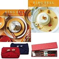 CONCENT・リンベル RING BELL カタログギフト マゼラン&アイリス+箸二膳(金ちらし)セット