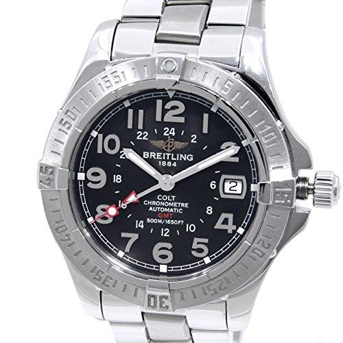 [ブライトリング]BREITLING 腕時計 コルトGMT自動...