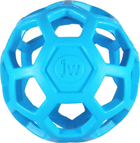 JW Pet Company ホーリーローラーボール ミニ ライトブルー