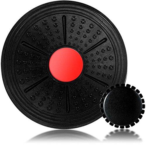 バランスボード 難易度を3段階調整できるバランスディスク 直径40cm アダプター付 [ 体幹トレーニング ダイエット エクササイズ 運動能力向上 ]