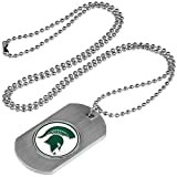 NCAA Michigan State Spartans–犬タグ