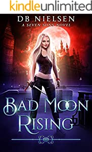 Bad Moon Rising 1巻 表紙画像