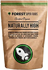 Naturally High Premium Super Food Energy Blend 250g (60 days supply) No sweeteners No Caffeine