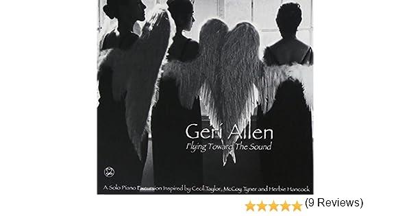 Amazon   Flying Toward the Sound (Dig)   Allen, Geri   モダン ...
