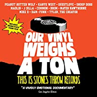 Our Vinyl Weighs a Ton