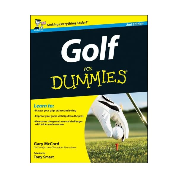 Golf For Dummiesの紹介画像1