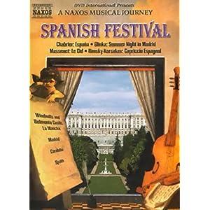 Spanish Festival: Naxos Musical Journey [DVD] [Import]