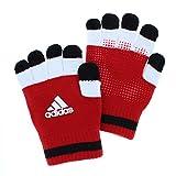 adidas キッズ アディダス キッズ ボーイズ ニット手袋 二重重ね レイヤード3WAY 日本製