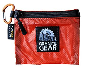 (グラナイトギア)GRANITE GEAR トレイルワレット M オレンジ 2210900069-オレンジ