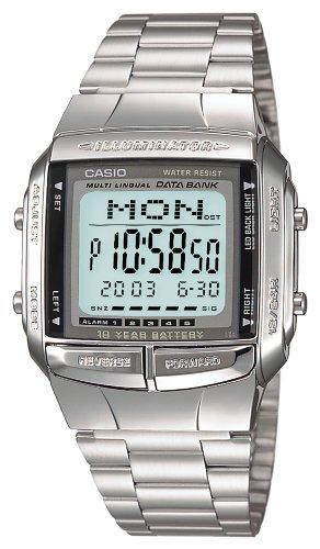 [カシオ]CASIO 腕時計 DATA BANK データバンク DATA BANK DB-360-1AJF メンズ