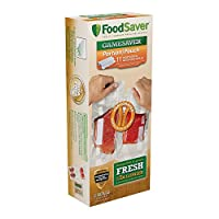 "FoodSaver GameSaver 2- Pack、11"" x 16' Long Rolls"