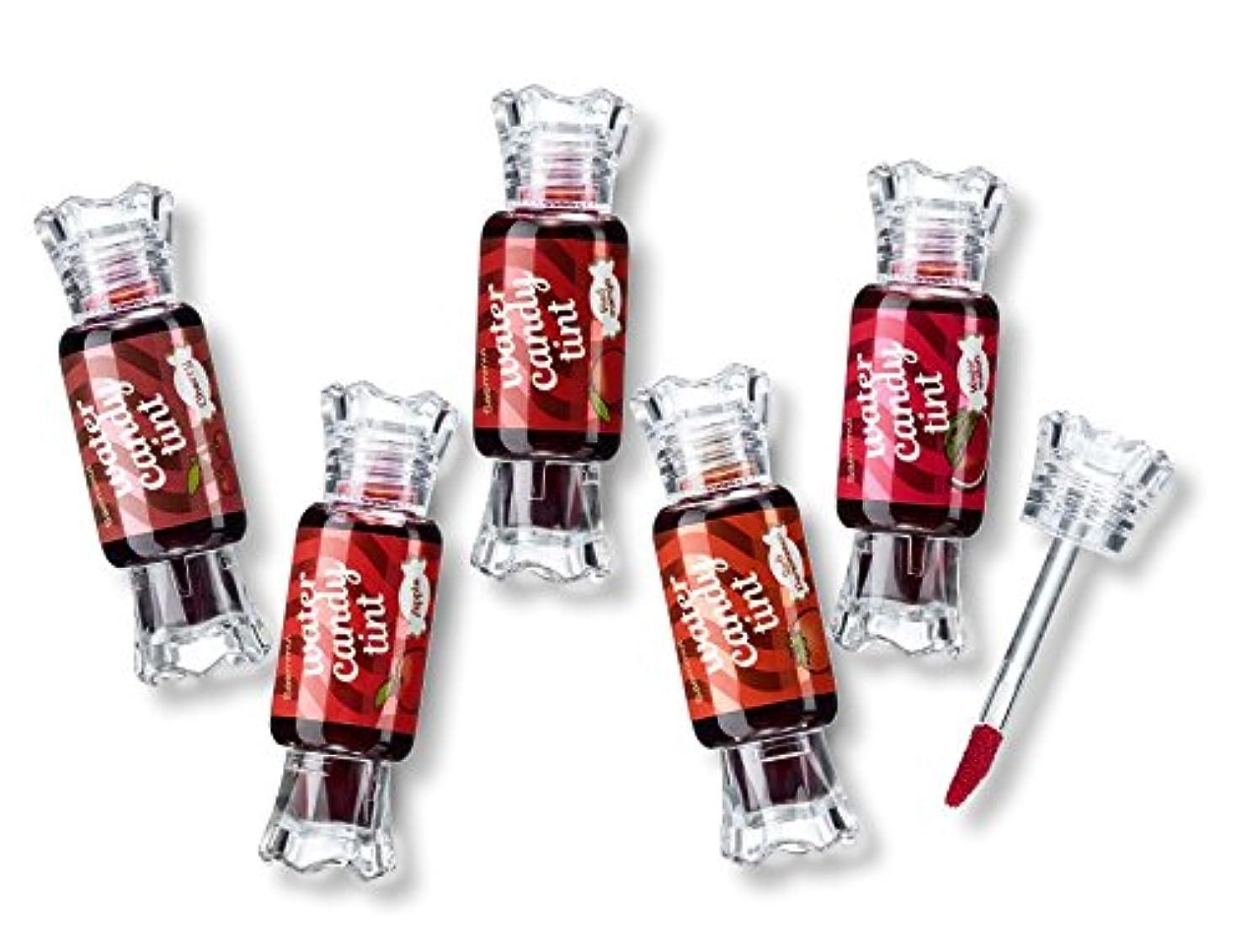 驚き群衆使い込むThe Saem Saemmul Water Candy Tint 5ea [ #01~05 ] ザセム セムムルウォーターキャンディティント# 01,02,03,04,05 [並行輸入品]