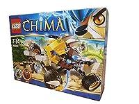 凸レゴ チーマ レノックスのライオン・アタック 70002 /LEGO凸