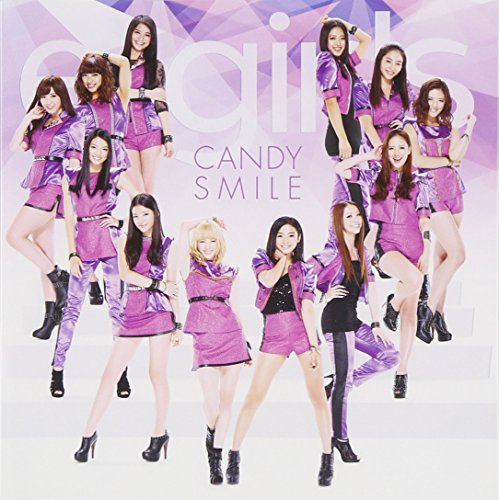 CANDY SMILE (SINGLE+DVD) - e-girls