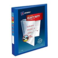Avery Heavy-Duty View Binder [並行輸入品]
