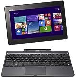 ASUS T100TAシリーズ NB / gray  [Windows10無料アップデート対応](WIN8.1 32bit / 10.1inch HD touch / Z3740 / 2G / 32G / JISキーボード) T100TA-DK32G