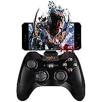 PXN-6603 mfiコントローラー ios用 MFI認証済み Bluetoothコントローラー ワイヤレスゲームパッド iPhone/ iPod/ iPad用