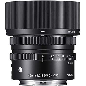 SIGMA 45mm F2.8 DG DN | Contemporary C019 | Sony E(FE)マウント | Full-Size/Large-Format ミラーレス専用