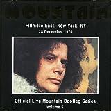 Fillmore East, New York, NY 28 December 1970