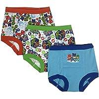 PJ Masks Boys BTP5117 3-Pack Underwear - Multi