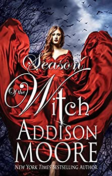 Season of the Witch: Celestra Angels: A Companion Novel by [Moore, Addison]
