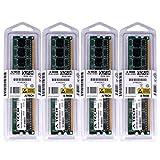 8GBキット( 4x 2GB )のゲートウェイFXシリーズデスクトップFXシリーズfx6800–05FXシリーズfx6800–09FXシリーズfx6800–11FXシリーズfx6801–01FXシリーズfx6801–01G FXシリーズfx6801–02G FXシリーズfx6801–03。ECC DIMM ddr3pc3–85001066MHz RAMメモリ。A - Techブランド純正。