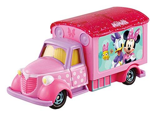 [해외]토미카 디즈니 모터스 케이크 캐리 미니 해피 도우미/Tomica Disney Motors Goody Carrie Minnie`s Happy Helper