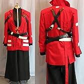 CXCOS AL0647 ブレイブルー BLAZBLUE ラグナ・ザ・ブラッドエッジ 風 コスプレ衣装