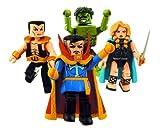 Defenders Online Exclusive Marvel マーブル Minimates 4-Pack フィギュア 人形 おもちゃ (並行輸入)