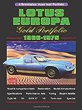 ロータス・ヨーロッパの洋書「Lotus Europa 1966-75」S2, スペシャル他
