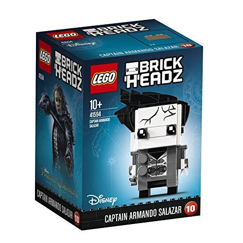 レゴ(LEGO)ブリックヘッズ キャプテン・サラザール 41594