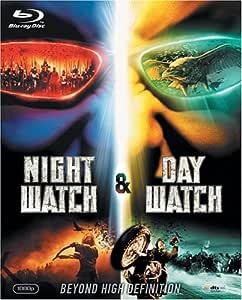 ナイト&デイ・ウォッチ ブルーレイディスクBOX (初回生産限定) [Blu-ray]