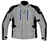 エルフ(ELF) ジャケット ハーフロング ナイロンブルゾン グレー LL EL-6245LTD