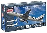 ミニクラフト 1/144 アメリカ空軍 C-32B