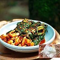 【純農園】 ネギキムチ5kg ■韓国キムチ、白菜キムチ、安心できるキムチ、美味しいキムチ、人気のキムチ■ [その他]
