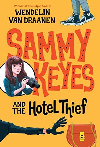 Sammy Keyes and the Hotel Thiefの詳細を見る