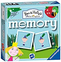Ben and Hollys Little Kingdom Memory Match Matching Game for Little Hands [並行輸入品]