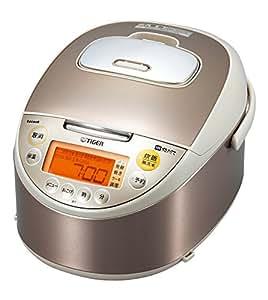 タイガー IH炊飯器 「炊きたて」 5.5合 tacook ベージュステンレス JKT-V100-XC