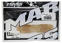 MARS(マーズ) ワーム R-32 マイクロ 2.2インチ グローシュリンプ ルアー