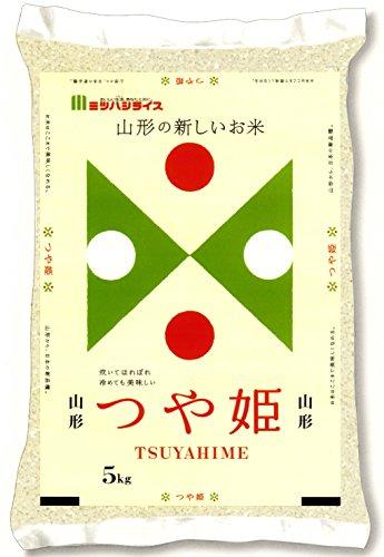 ミツハシライス 山形県産つや姫 5Kg