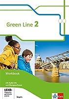 Green Line. Workbook mit 2 Audio-CDs und Uebungssoftware. 6. Schuljahr. Ausgabe Bayern ab 2017