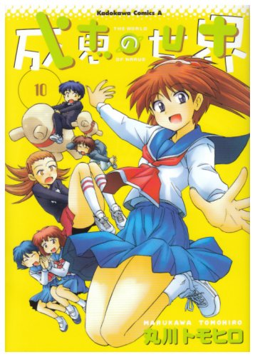 成恵の世界 10 (角川コミックス・エース 60-10)の詳細を見る