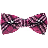 Man of Men - Bow Tie - Plaid Collection