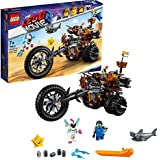 LEGO Movie 2 MetalBeard's Heavy Metal Motor Trike! 70834 Playset Toy