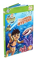 LeapFrog Tag Activity Storybook Go Diego Go!: Underwater Mystery [並行輸入品]